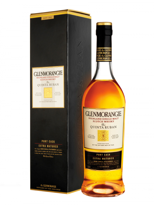 GLENMORANGIE 12 YEARS QUINTA RUBAN single malt
