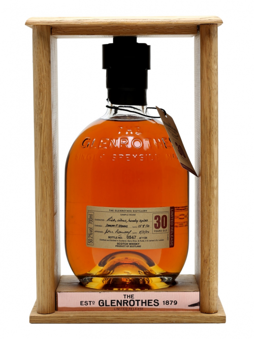 GLENROTHES 30 YEAR OLD 1974 - 2004 LIMITED RELEASE