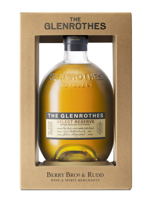 GLENROTHES SELECT 8 YEAR GLENROTHES  SINGLE MALT