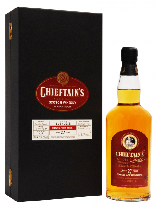 Glenugie 27 Year Old 1973 Chieftain's Choice