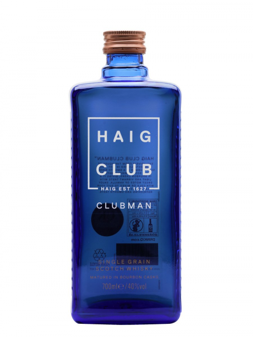 HAIG CLUB CLUBMANHAIG CLUB CLUBMAN REVIEWS