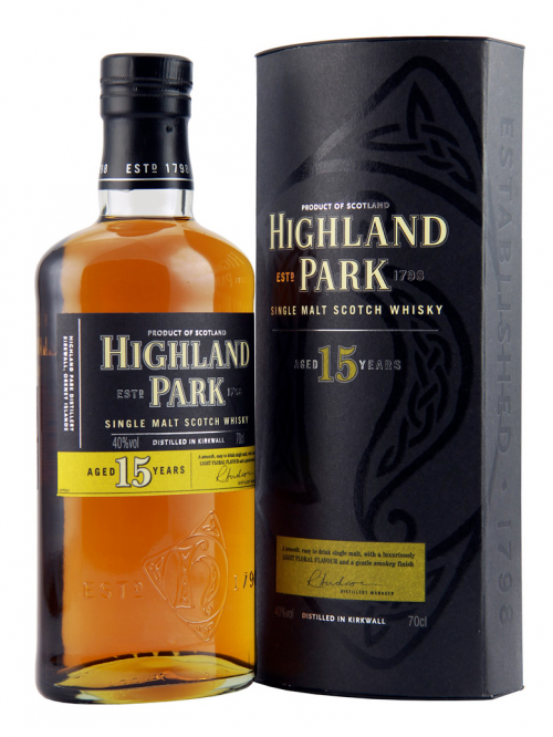 Highland Park 15 Year Old