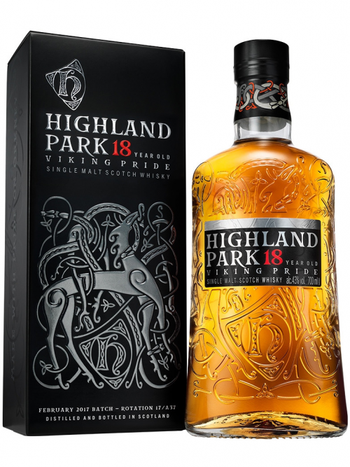 HIGHLAND PARK 18 YEARS single malt
