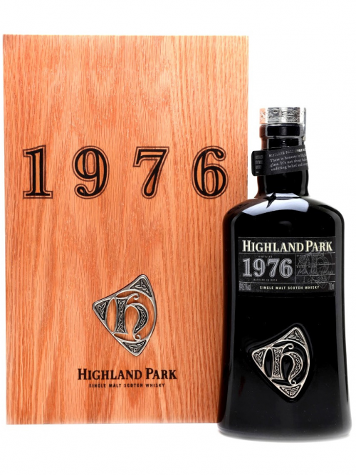 HIGHLAND PARK 1976 single malt