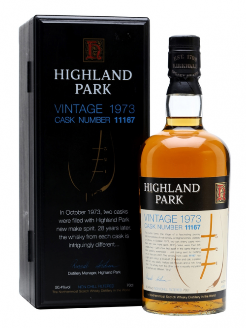 Highland Park 28 Year Old 1973