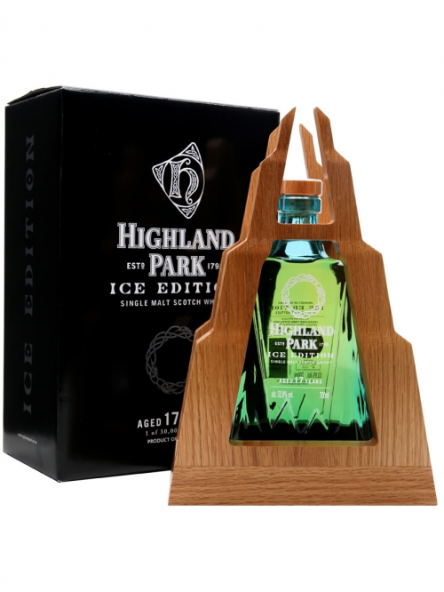 HIGHLAND PARK 17 YEARS ICE EDITION single malt