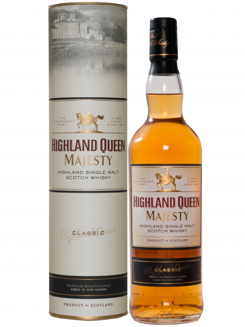 HIGHLAND QUEEN MAJESTY CLASSIC single malt