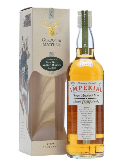IMPERIAL 16 YEARS 1979-1995 GORDON & MACPHAIL single malt