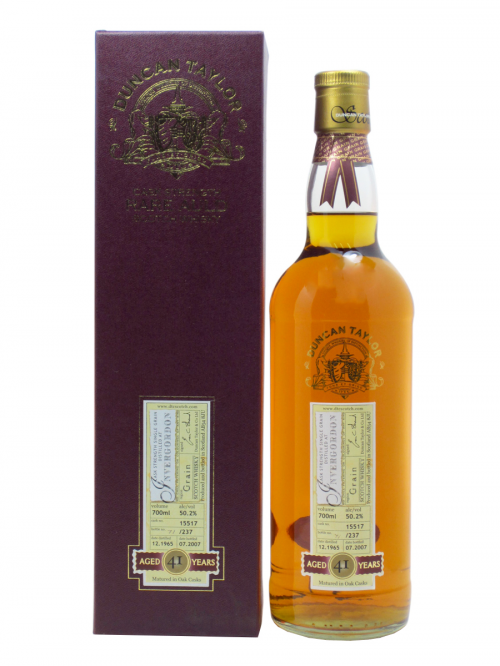 INVERGORDON 41 YEAR  1965 - 2006  RARE AULDSINGLE GRAIN