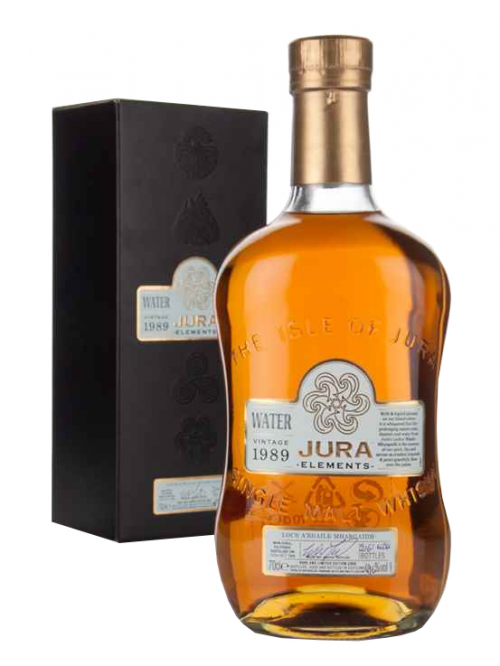 ISLE OF JURA ELEMENTS 1989 - 2008 WATER VINTAGE