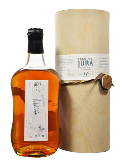 ISLE OF JURA 36 YEAR OLD 2001
