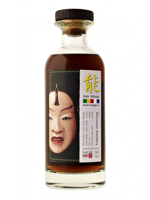 Karuizawa 27 Year Old Multi-Vintage №1