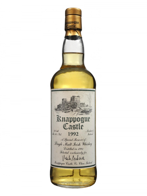 KNAPPOGUE CASTLE 1992 single malt