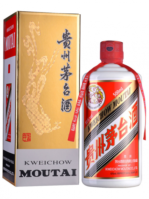 KWEICHOW MOUTAI FEITIAN 500ml