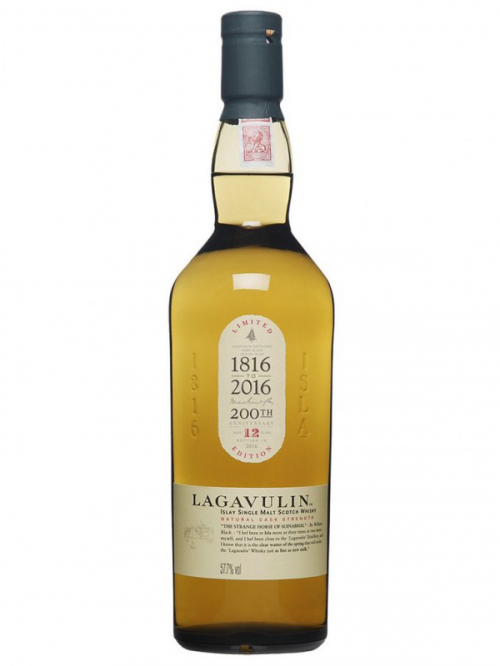 LAGAVULIN 12 YEARS single malt