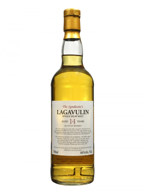Lagavulin 14 Year Old 1992