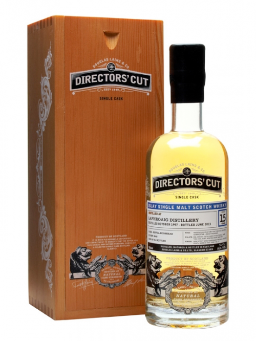 LAPHROAIG 15 YEAR  1997 - 2012 DIRECTORS' CUT single malt