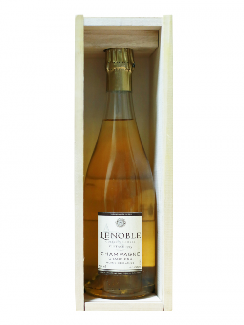LENOBLE  BLANC DE BLANCS GRAND CRU 1995 0,75 WHITE BRUT