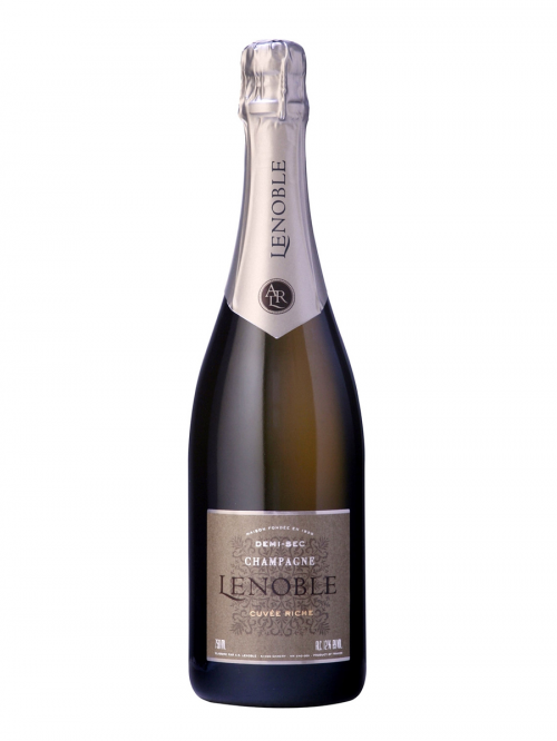LENOBLE CUVEE RICHE AOC  0,75 WHITE BRUT