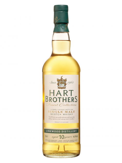 Linkwood 10 Year Old 1998–2008 Hart Brothers