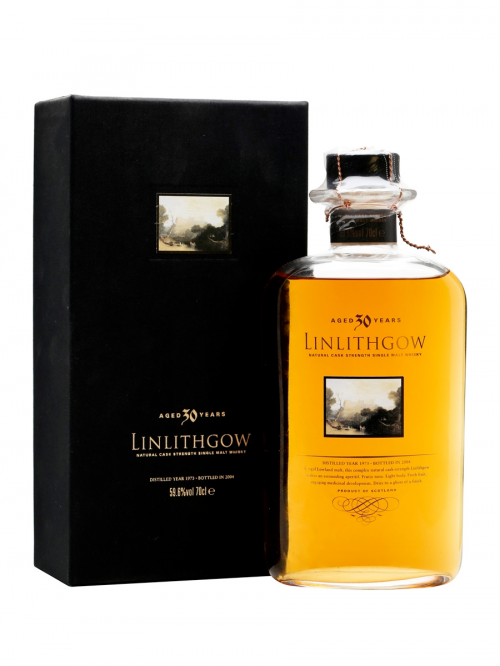 LINLIHGOW 30 YEAR OLD 1973 - 2004 CASK STREHGTH