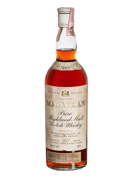 MACALLAN 1955 CAMPBELL HOPE & KING