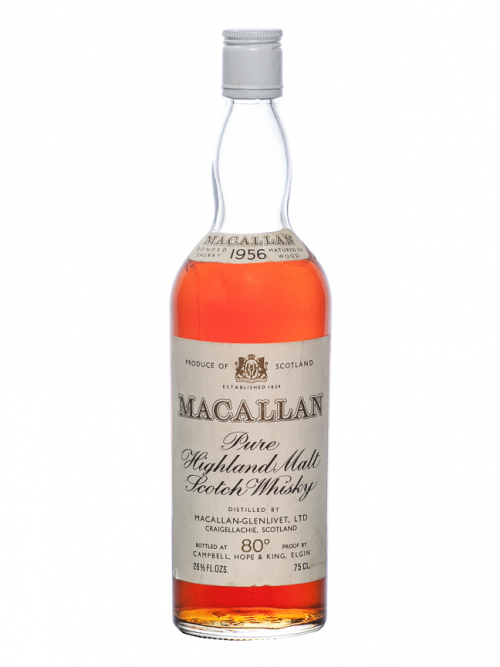 MACALLAN 1956 CAMPBELL HOPE & KING