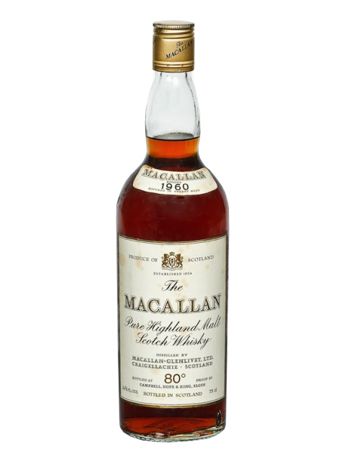 MACALLAN 1960 CAMPBELL HOPE & KING