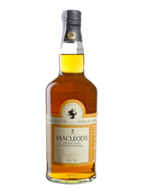 HIGHLAND  MACLEOD'S single malt