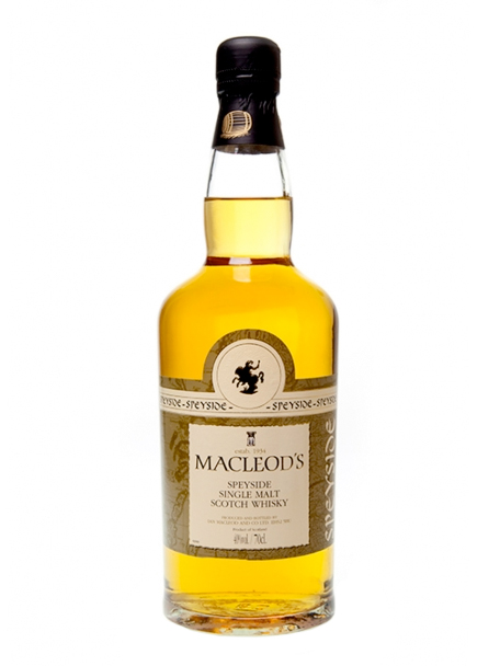 SPEYSIDE  MACLEOD'S single malt