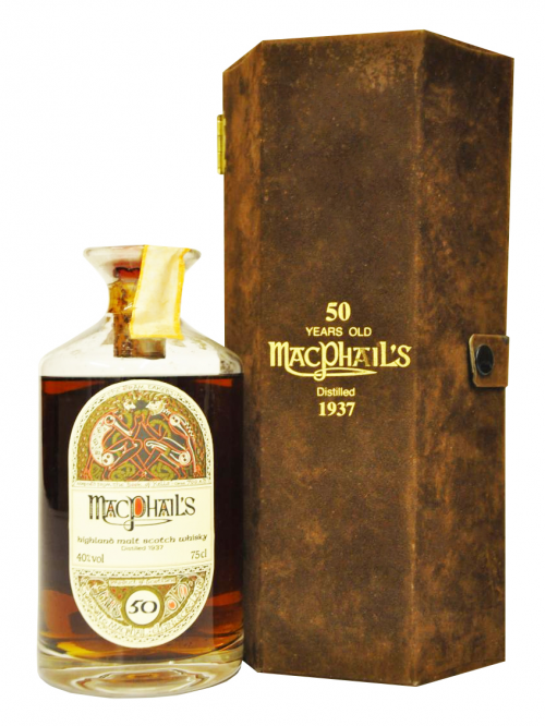 Macphail's 50 Year Old 1937–1987 Highland Malt Scotch Whisky