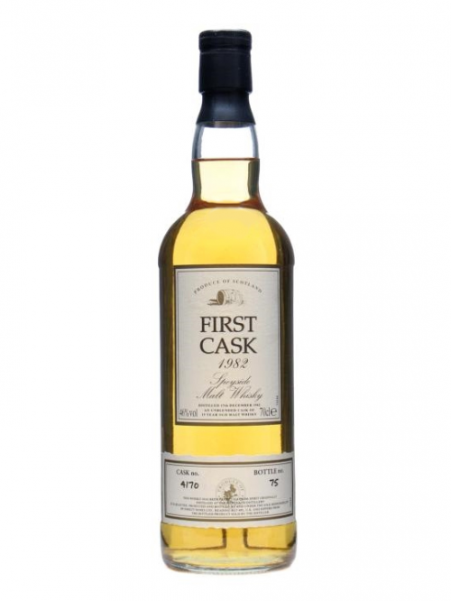 MILTONDUFF 22 YEAR OLD 1982 FIRST CASK