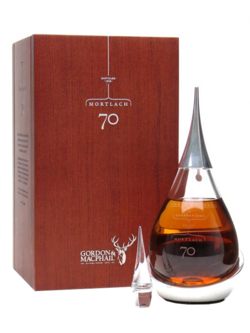 MORTLACH 70 YEARS 1938 GENERATIONS single malt