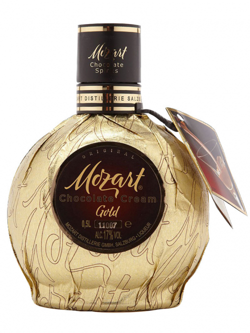 Mozart Chocolate Gold