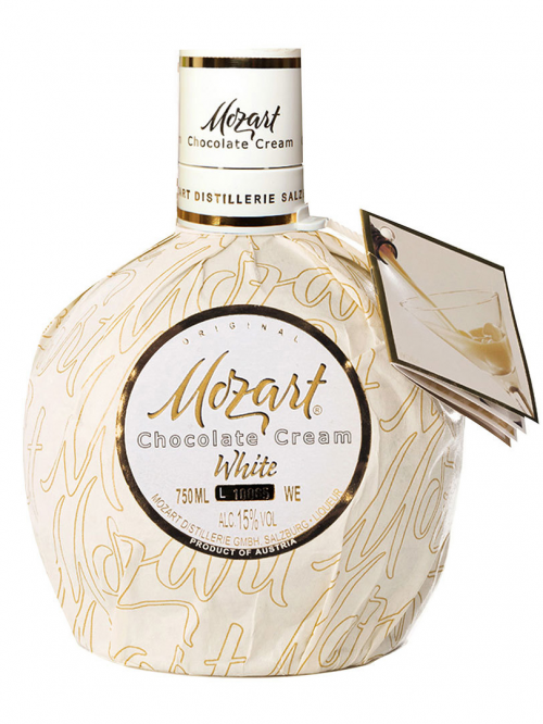 MOZART CHOCOLATE CREAM WHITE