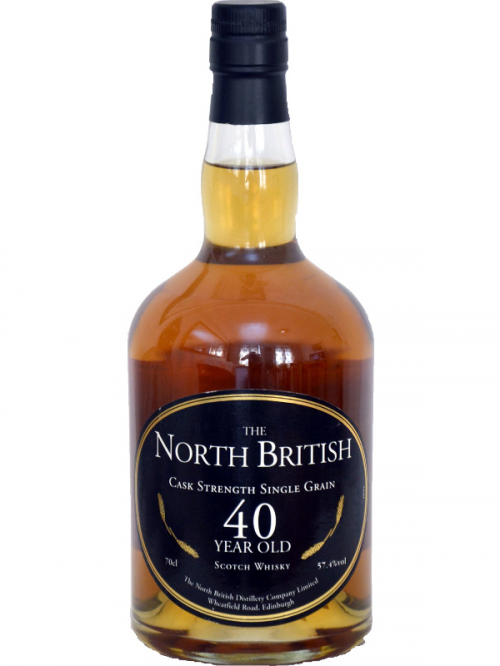 NORTH BRITISH 40 YEARS single grain