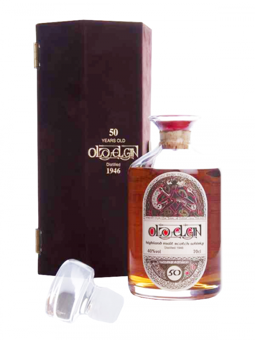 Old Elgin 50 Year Old 1946 Gordon & MacPhail