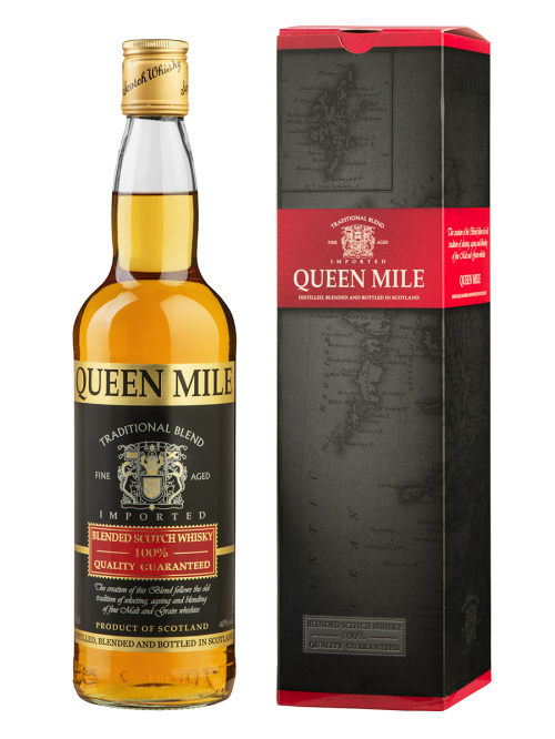 QUEEN MILE  BLEND GB