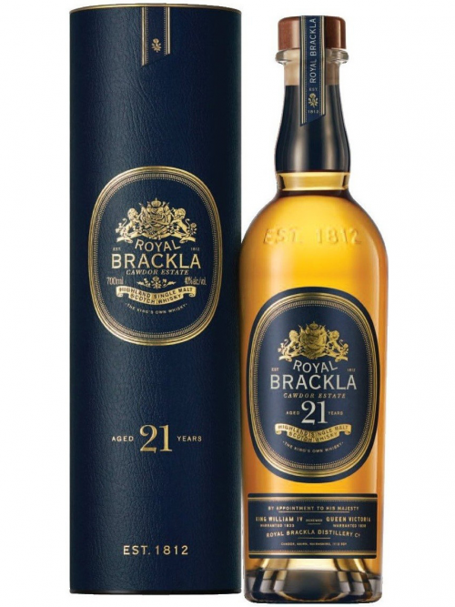 ROYAL BRACKLA 21 YEARS single malt