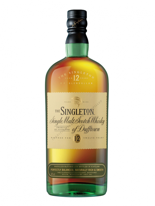 SINGLETON OF DUFFTOWN 12 YEAR DUFFTOWN  SINGLE MALT