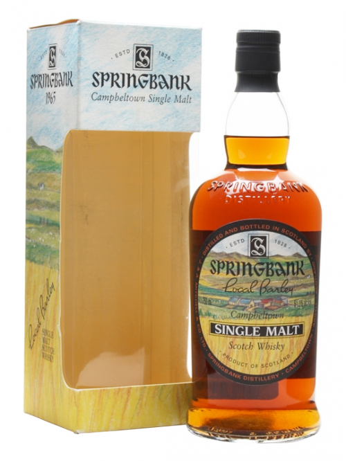 Springbank 36 Year Old 1965–2001