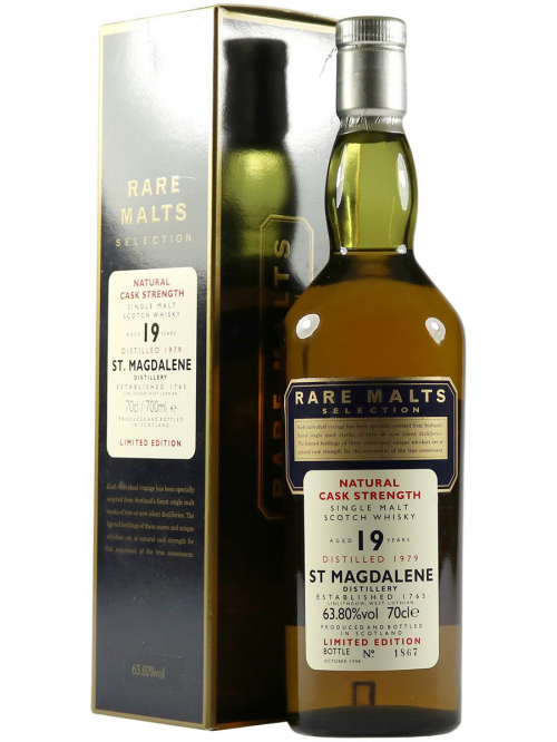 ST MAGDALENE 19 YEARS 1979-1998  RARE MALTS single malt