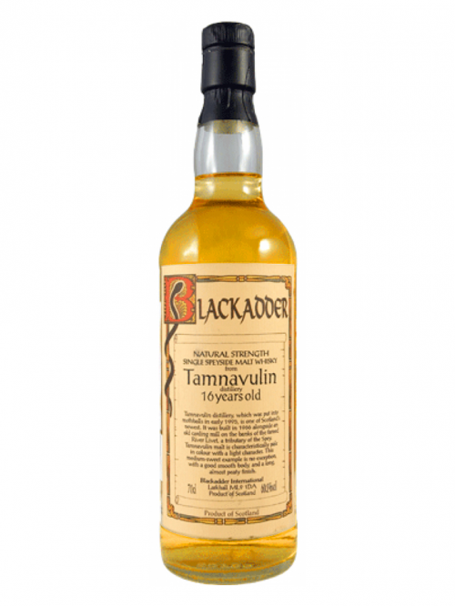 TAMNAVULIN 16 YEAR RAW CASK   SINGLE MALT