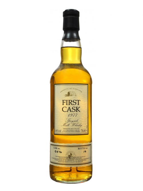 Tamnavulin 25 Year Old 1977 First Cask