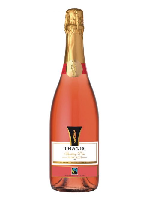 Thandi Sparkling Shiraz Rose