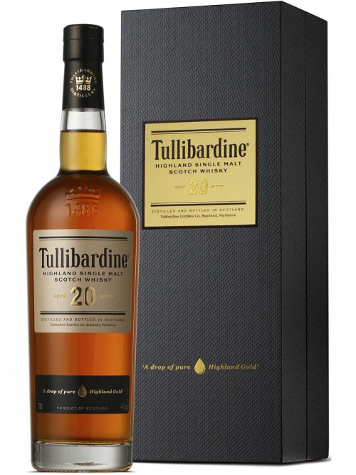 TULLIBARDINE 20 YEARS single malt