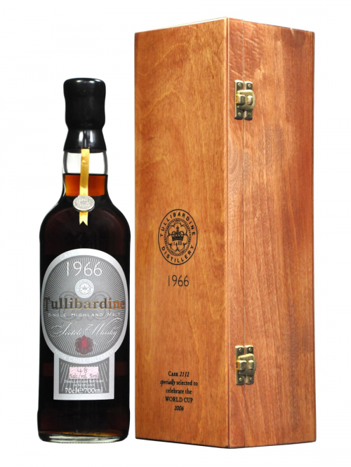 TULLIBARDINE 40 YEARS 1966 single malt
